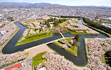 五稜郭(北海道)
