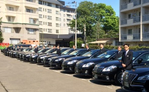 Limousine taxis
