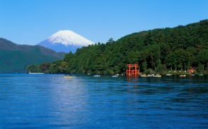 Mt. Fuji & Lake Ashi