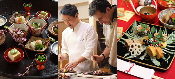 Japanese Cooking & Cuisine