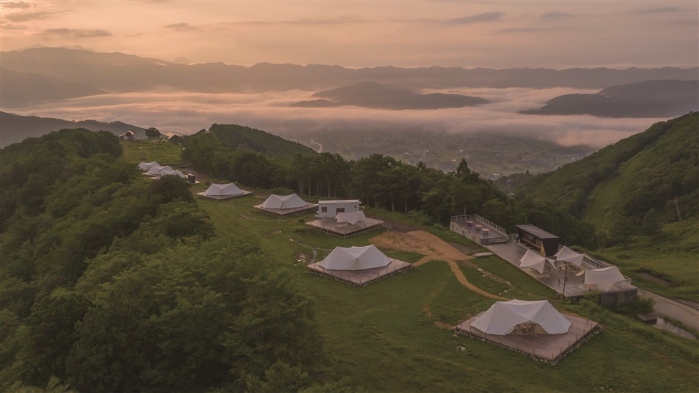 Matsumoto, Azumino and luxury glamping in Hakuba A land of star-lit skies, soaring mountains and old