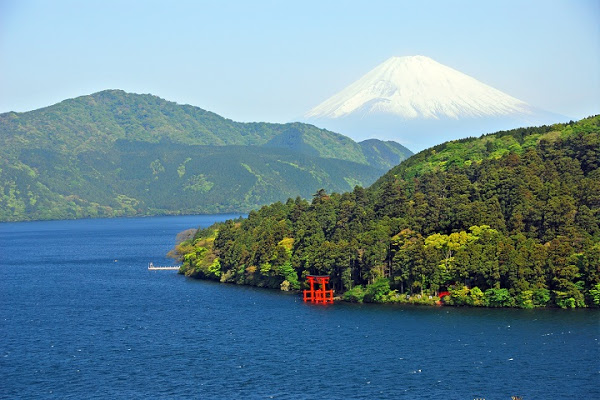 [From May 2021] Mt. Fuji, Hakone & Hot Spring Tour (1 Night at Hakone with Dinner & Breakfast, With JR) [Departs from Ginza]