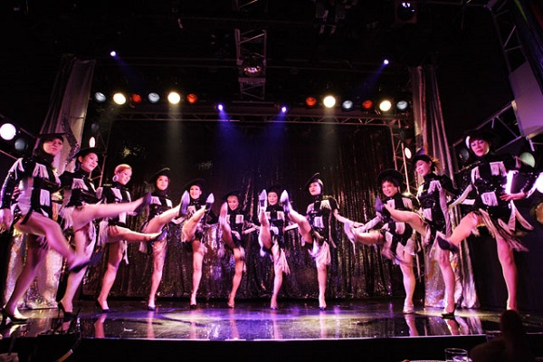 [2021] Betty's Mayonnaise Drag Show in Osaka (Arrive at 21:15)