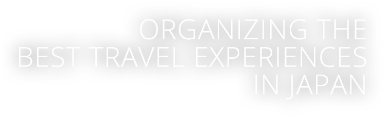 Organizing the best travel experiences in Japan