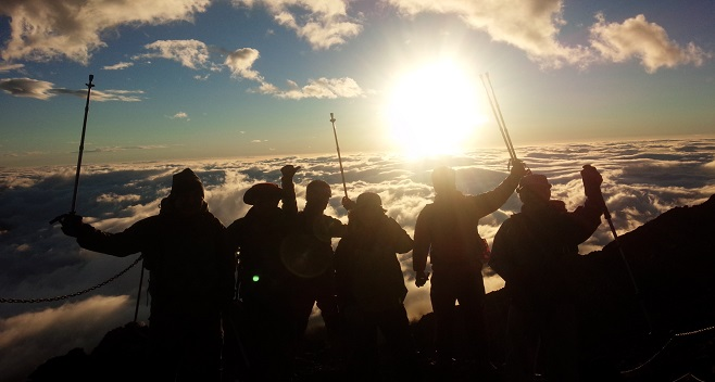 2-Day World Heritage Mt. Fuji Climbing Tour (Round Trip from Tokyo)