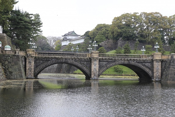 Join the celebrations for Japan's new emperor with a visit to some imperial treasure